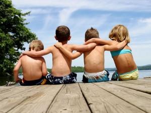 Ser e ter amigo é uma das maiores dádivas da vida
