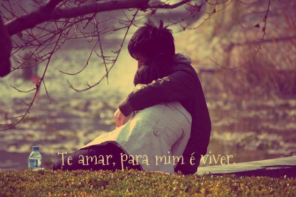 Cada minuto com você é o melhor do mundo.