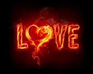 O amor é um bem divino