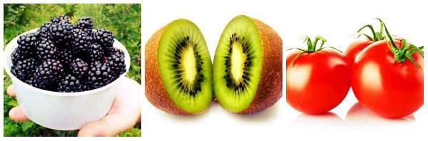 Frutas que retardam o envelhecimento