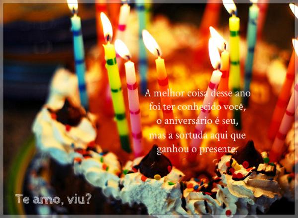 Aniversário do namorado (Foto: Reprodução)