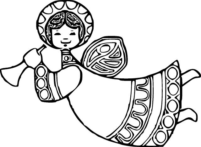 Christmas Angel Transparent Png Clip Art Image: Desenhos De Natal Para Colorir E Imprimir Grátis