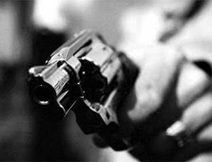 A arma de fogo é uma das utilizadas em assassinatos.