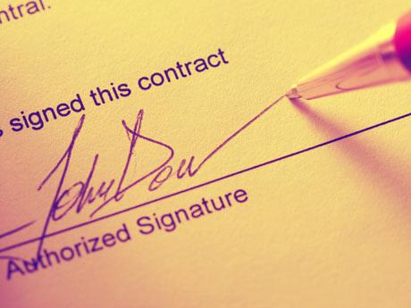 As testemunhas podem ter vínculos familiares com ambas as partes interessadas no contrato