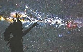 A astronomia indígena era muito sofisticada.