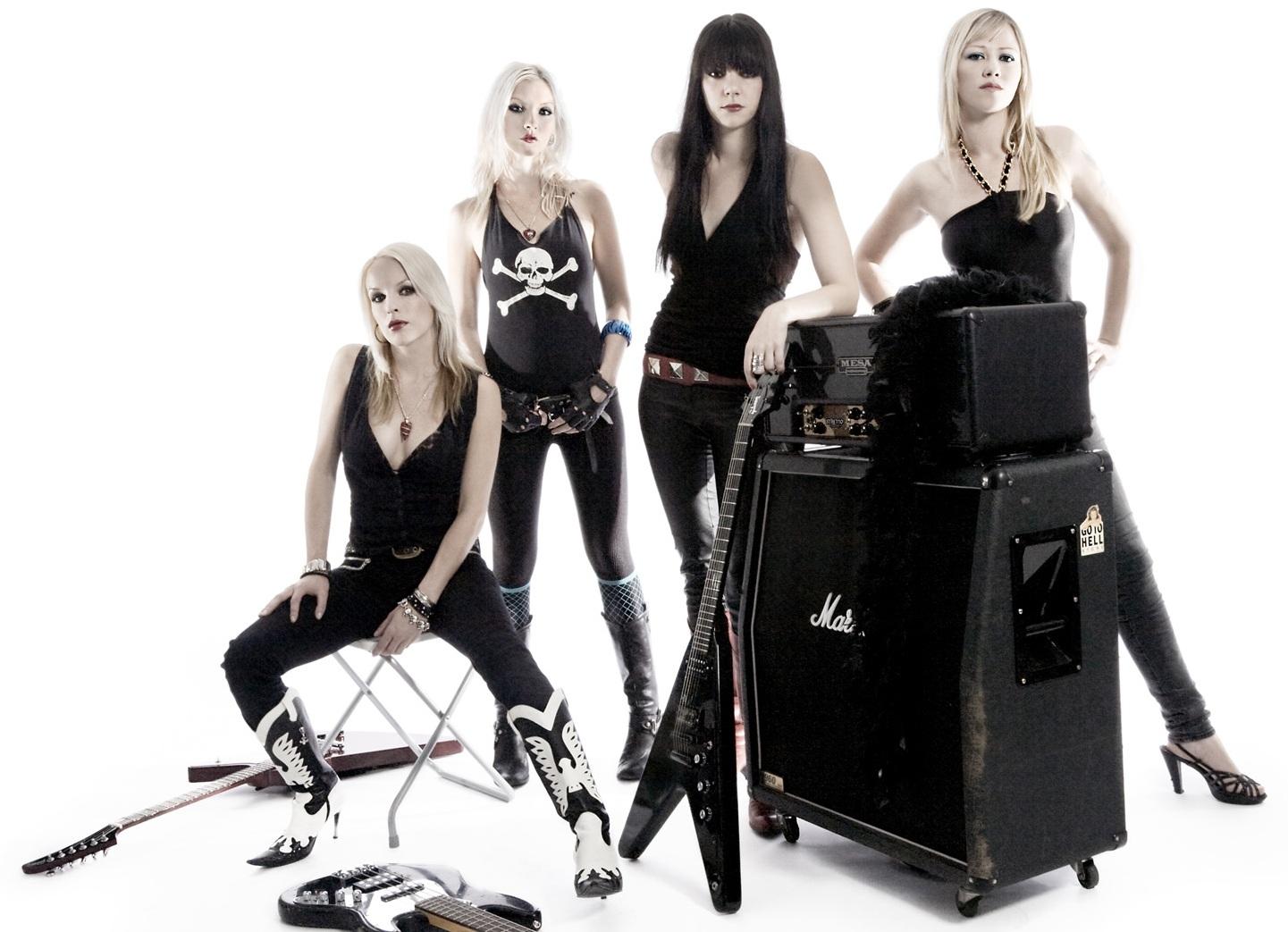 Banda de Heavy Metal Sueca.