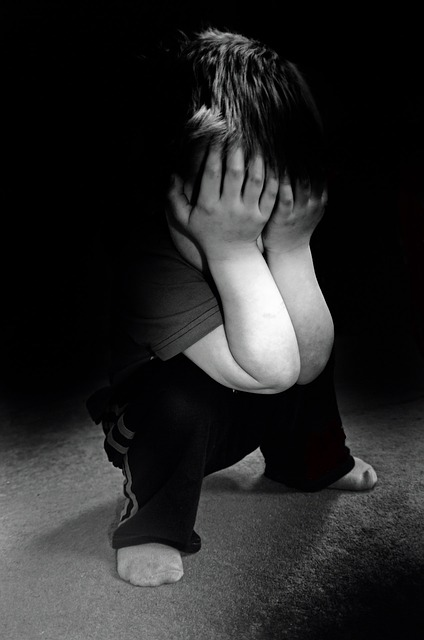 Os bebês quando ficam triste, cortam o coração das mães.