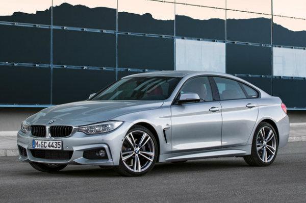 BMW sedã série 3 2015.
