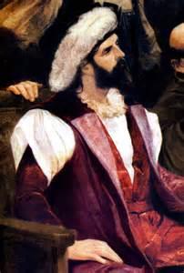 Retrato de Cabral (foto: reprodução)