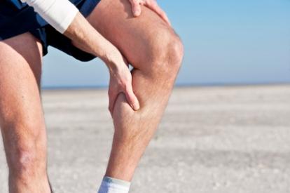 As cãibras são regadas a dor muscular forte.
