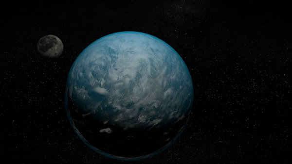 A camada de ozônio protege a Terra.