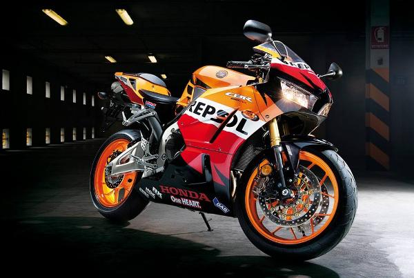 Uma das motos mais incríveis e bem equipadas da Honda