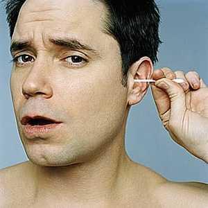 A cera do ouvido é importante, pois protege o ouvido de possíveis infecções e micro-organismos