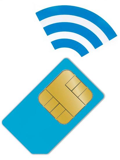 Chip GSM