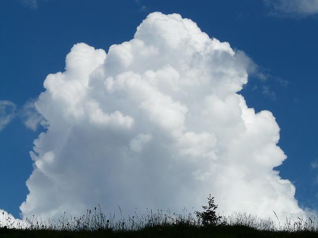 Explicação: Como é formado as Nuvens.