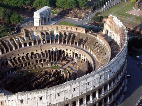 Coliseu, arena romana (foto: reprodução)