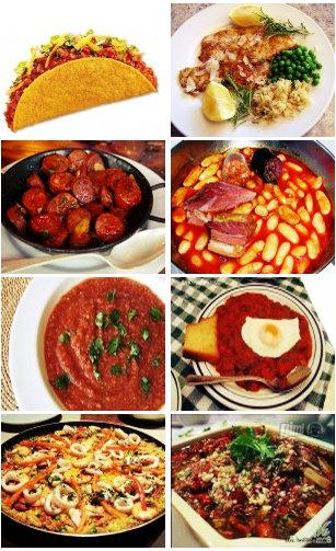 comida típica espanha