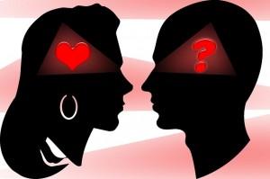 Estar confuso entre duas pessoas, pode ser perigoso.