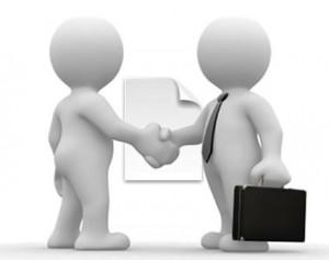 Os trâmites judiciais são indispensáveis, bem como o acordo entre as partes.