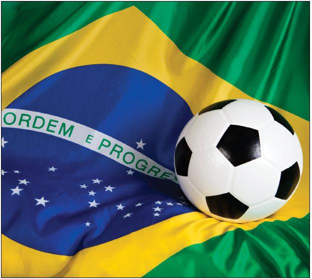 O Brasil Voluntário é um programa do Governo que pede ajuda aos trabalhadores brasileiros para o melhor desenvolvimento das áreas na Copa