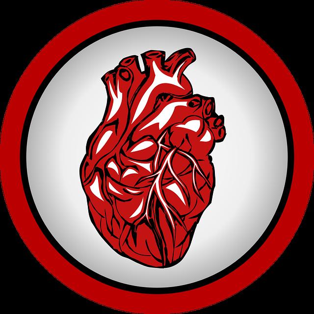 As artérias do coração entupidas causam a morte.