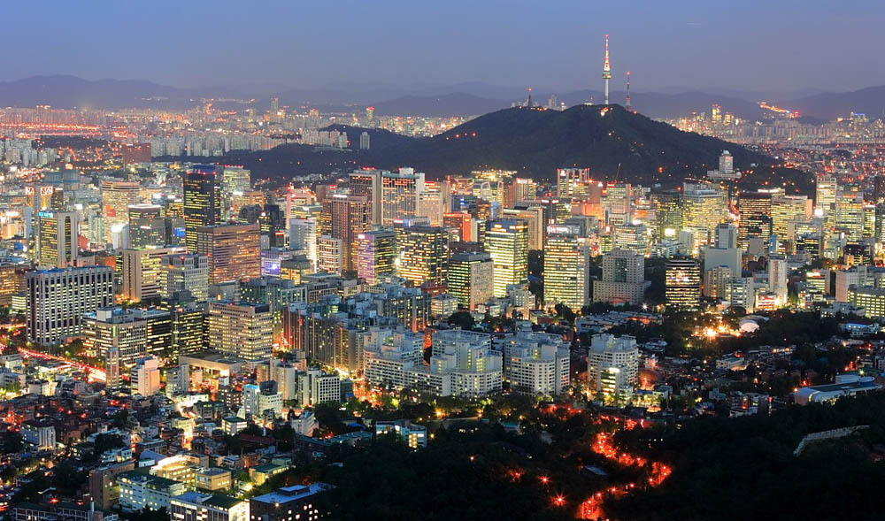 Coreia do Sul - Um dos Tigres