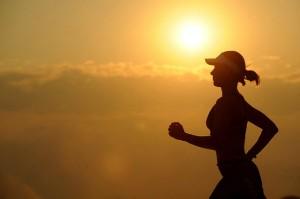 Respirar certo quando corre
