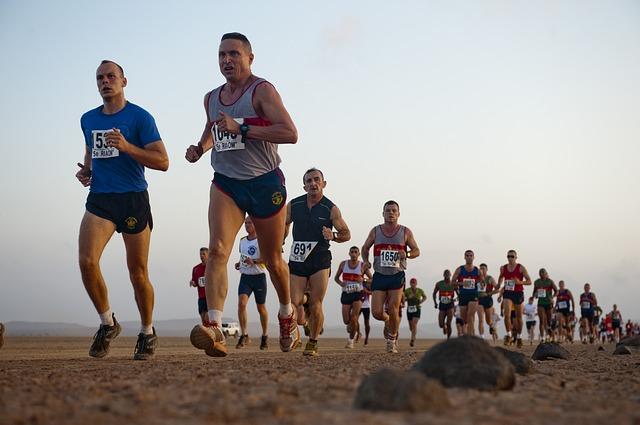 Correr o torna mais saudável e diminui os riscos de doenças crônicas.