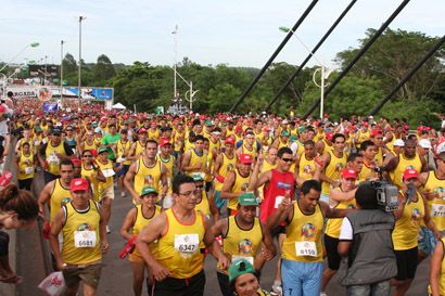 A Corrida de Reis é um evento esportivo da cidade de Brasília.