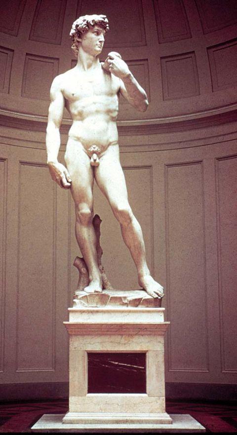 Davi - Michelangelo