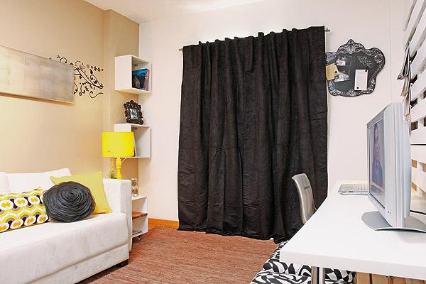 decoracao sala kitnet : decoracao sala kitnet:Decoração 5 (Foto: Reprodução)