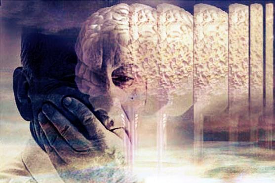 A demência é um problema que se desenvolve principalmente em pessoas de idade avançada