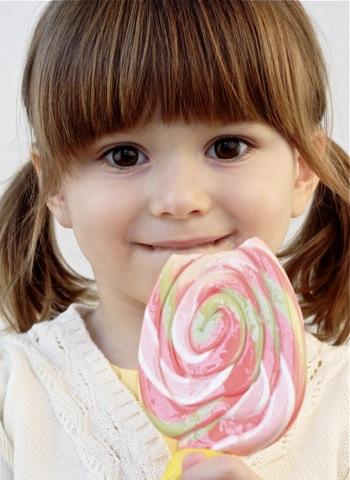 As crianças que sofrem de diabetes, tem sua infância doce totalmente interrompida