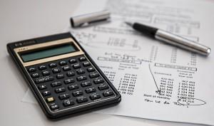 Calculadora com contas