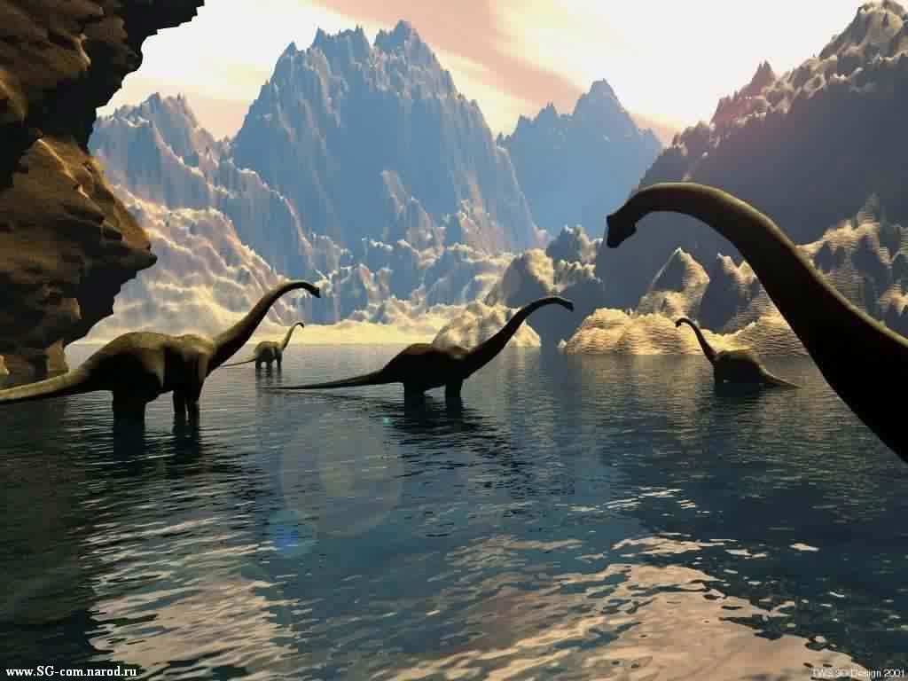 Dinossauros - extintos há muitos anos
