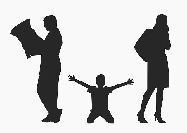 nova lei divorcio - filhos