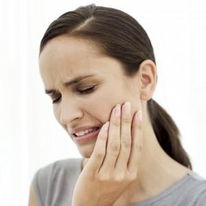 As dores de dente são causadas por muitos problemas.