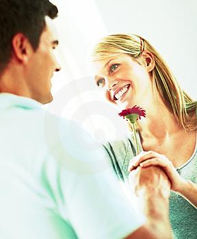 A melhor maneira de agradecer a um sorriso é sendo sincera