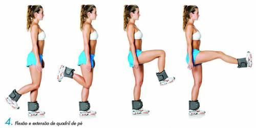 Os exercícios devem ser inspecionados por um personal trainer