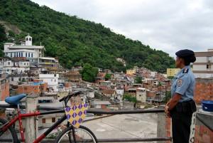 favela pacificada