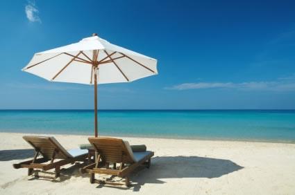 Todo mundo merece boas férias