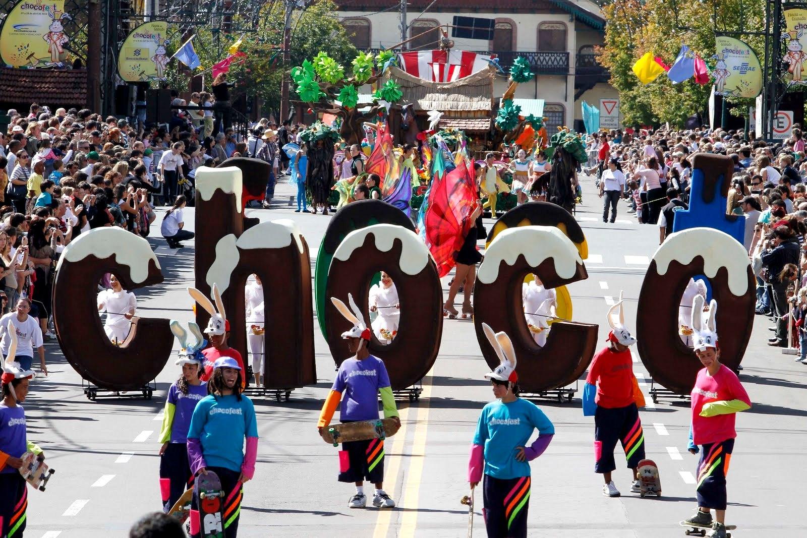 Festa de Páscoa (Foto: Divulgação)