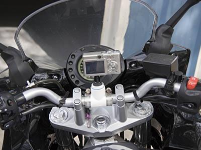 filmadora de moto