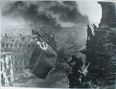 Vitória Russa sobre o Nazismo em Berlim