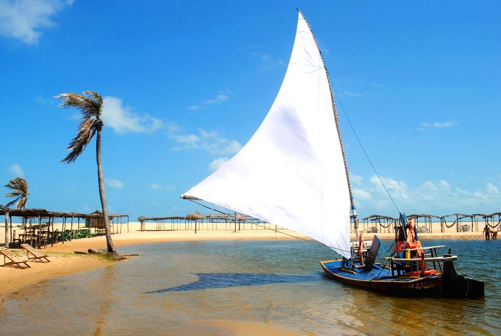 Fortaleza, Ceará: Terra do Sol e do vento (Foto: Divulgação)