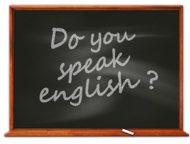 Você fala inglês?