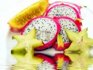 As frutas mais exóticas brasileiras, são geralmente as que proporcionam maiores níveis de nutrientes e proporcionam saúde