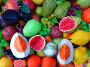 Frutas que não combinam.