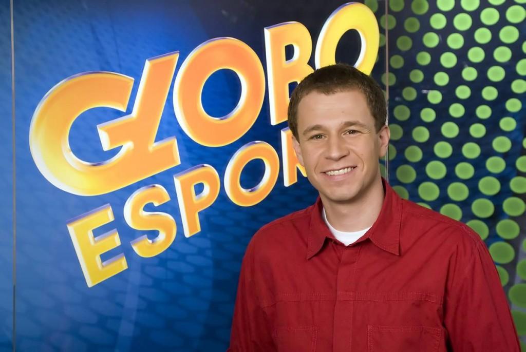 O Globo Esporte é um dos maiores programas  transmissores de notícias esportivas do país