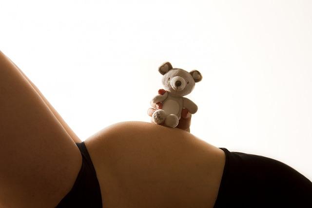 É necessário o teste de gravidez para testificar a fecundação.